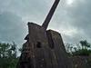 Дальнобойное орудие на оборонительных рубежах о.Русский. Автор photo - Компанец Д.А.