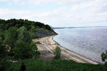 Заповедные берега Волги