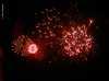 Фотография. Залпы празничного слюта во Владивостоке. Автор - Компанец Д.А.