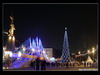 Фотог новгодних площадей Владивостока. Автор - Компанец Д.А.
