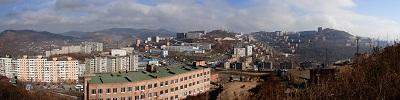 Вид на Юмашева Зеленый угол Гора Шошина