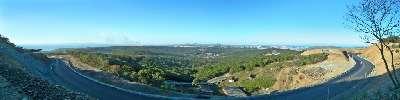 "Панорама г.Владивостока   ""Гостевая трасса"""
