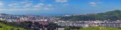 """Панорама г.Владивостока   """"Вид на Амурский залив"""""""
